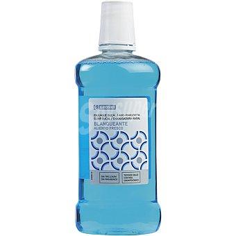 Eroski Enjuague blanqueante Botella 500 ml