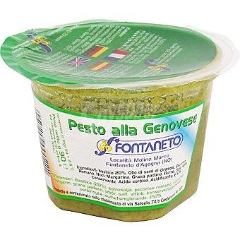 FONTANETO Salsa pesto Vaso 90 g