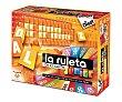 Juego de Mesa La Ruleta de la Suerte, Edición Junior, de 2 a 4 Jugadores DISET.  DISET