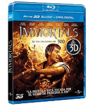 IMMORTALS(3D+BR+COPIA digital)
