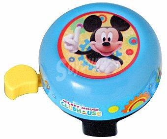 Disney Timbre para bicicletas infantiles con diseño de la casa de Mickey Mouse 1u