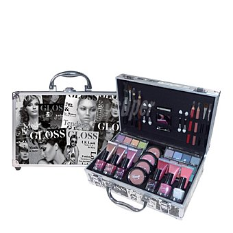 Gloss Cofre maquillaje vintage style 1 ud