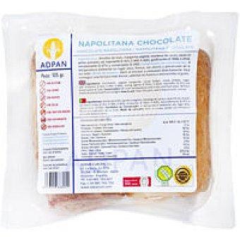 Adpan Napolitana de chocolate 2 unid