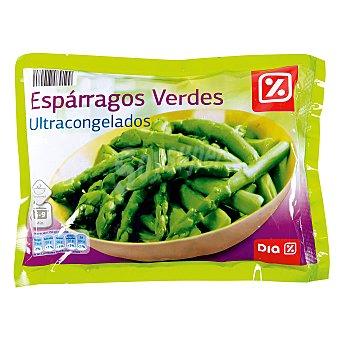 DIA Espárragos verdes enteros Bolsa 300 gr