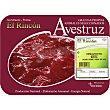 Filete bistec de avestruz peso aproximado Bandeja 350 g RINCON
