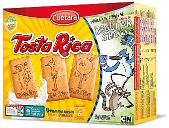 Cuétara Galletas Tosta Rica 570 gramos