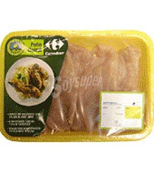 Carrefour Calidad y Origen Pechuga de pollo fileteada Bandeja de 450.0 g.