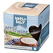 Tarritos de arroz con leche de cabra Pack 2x130 g NATURBABY