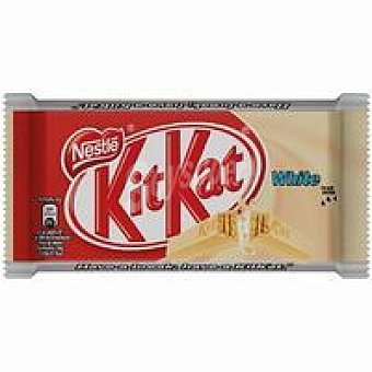 KIT KAT LC Barrita de chocolate blanco Paquete 45 g