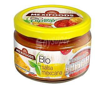 MEXIFOODS Salsa Mejicana Biológica 260 Gramos