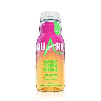 Aquarius Bebida refrescante aromatizada granada y mango Raygo Botella 27,5 cl