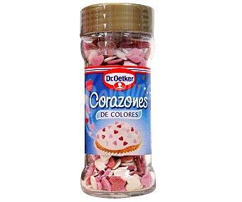 Dr. Oetker Corazones de colores para confitería 40 gr