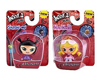 JAGGETS Mini Surtido de mini muñecas de 4 centímetros jaggets