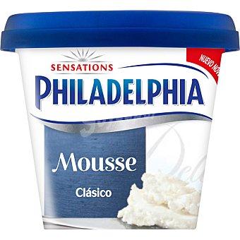 Philadelphia Mousse de queso sabor natural  Envase de 154 g