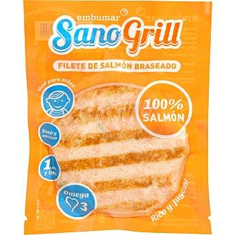 EMBUMAR Filetes de salmón braseado Envase de 90 g