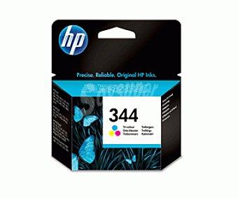 HP Cartuchos de Tinta N344 Color HP (C9363E) 1u- Compatible con: Impresoras HP Photosmart 8450, 8150, 2710, 2610, 375 y 325, impresoras HP Officejet 7410, 7310 y 6210, impresoras Todo en Uno HP PSC 2350, impresoras 1u