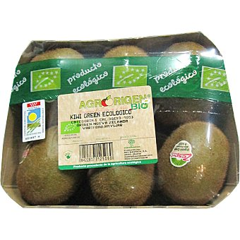 ECOLÓGICO Kiwi verde Zespri bandeja 600 g