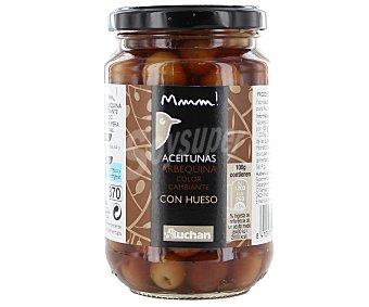 Mmm Auchan Aceitunas arbequina con hueso 200 gramos