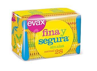 Evax Evax Fina & Segura Normal 28 ud