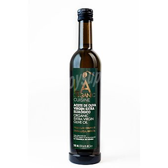 La Organic Aceite oliva virgen extra cusine Botella 500 ml