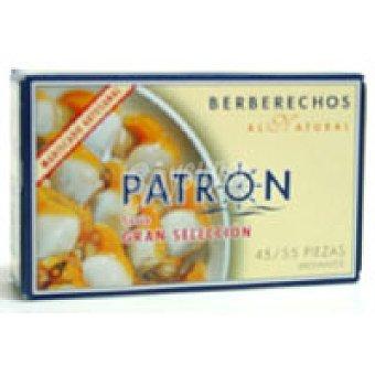 Patrón Berberecho 45/55 piezas Lata 63 g