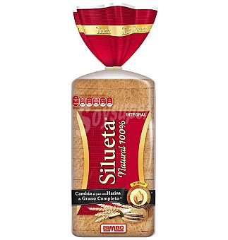 Silueta Bimbo Pan molde 100% natural 450 G