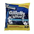 Blue II maquinilla de afeitar desechable bolsa 20 uds Bolsa 20 uds Gillette