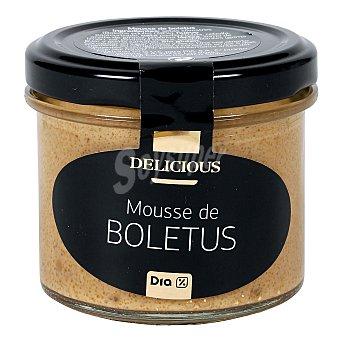 DIA DELICIOUS Mousse de boletus tarro 115 gr Tarro 115 gr