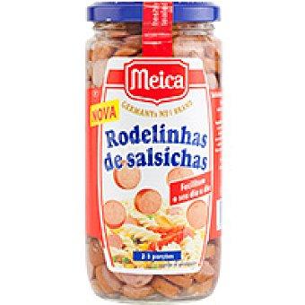 Meica Salchicha rodajas Frasco 380 g