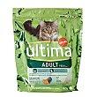 Alimento para gatos adultos de salmón, arroz y cereales integrales Bolsa 800 g Ultima Affinity