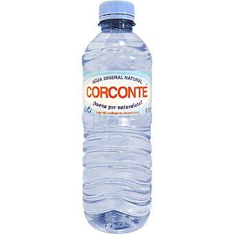 Corconte Agua mineral Botella 50 cl