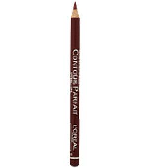 L'Oréal Perfilador de labios contour parfait 634 plum 1 ud