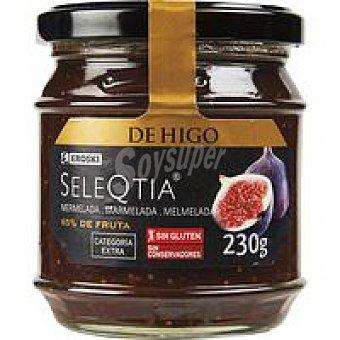 Eroski Mermelada de higo Tarro 230 g