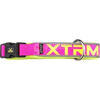 Nayeco Colección x-trm collar neopreno para perro color fucsia talla M 20mmx35-45 cm 1 unidad