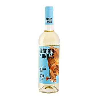 SEÑORIO DE ONDAS Vino blanco DO Rioja botella 75 cl Botella 75 cl
