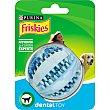 Juguete para perros para la higiene dental con forma de pelota 1 Unidad Purina Friskies