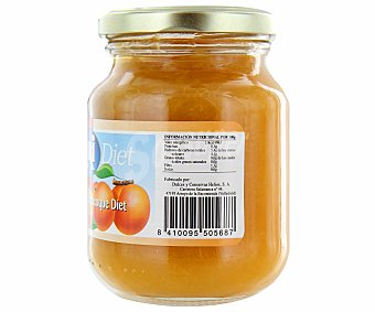 DIET de LURI Mermelada de Albaricoque Sin Azúcar 280 Gramos