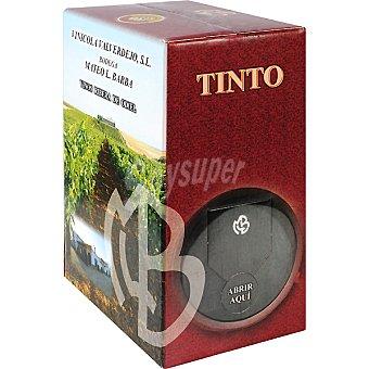 VALVERDE Vino tinto de Andalucía bib 5 l