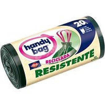 Handy bag Bolsa de basura reciclada 20l