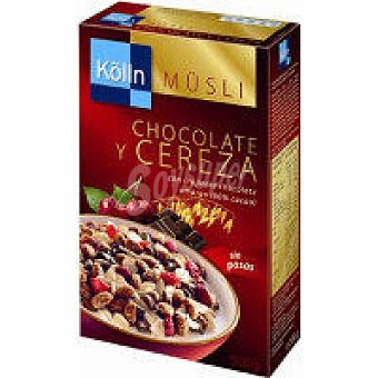 MUESLI Chocolate Y Cereza