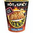 Hot&spicy 61 g Yatekomo Gallina Blanca