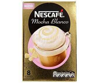 Nescafé Café soluble 8 sobres 120 gramos