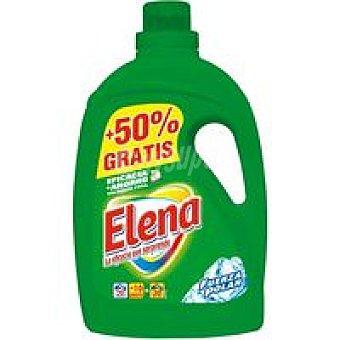 ELENA Detergente gel Fuerza Polar 20+10 dosis