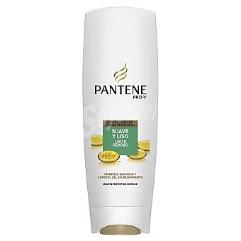 Pantene Pro-v Acondicionador Suave y Liso 230 ml