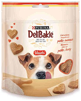Purina Delibakie Hearts Paquete 100 g