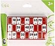 cartones de bingo Pack con 48 Casino
