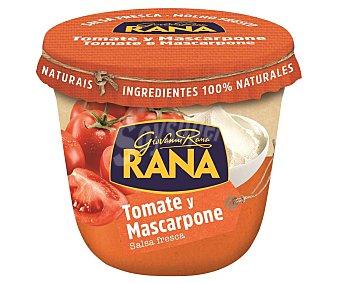 Rana Salsa de tomate y queso mascarpone 180 gr