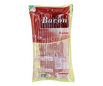 Auchan Bacon ahumado en lonchas 150 gramos