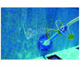 KOKIDO Limpiafondos automático modelo Zap Vac, recomendado para piscinas de suelo y pared rígidas 1 unidad