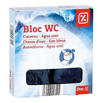 DIA Block wc cisterna azul x50 cl Pastillas 4 uds